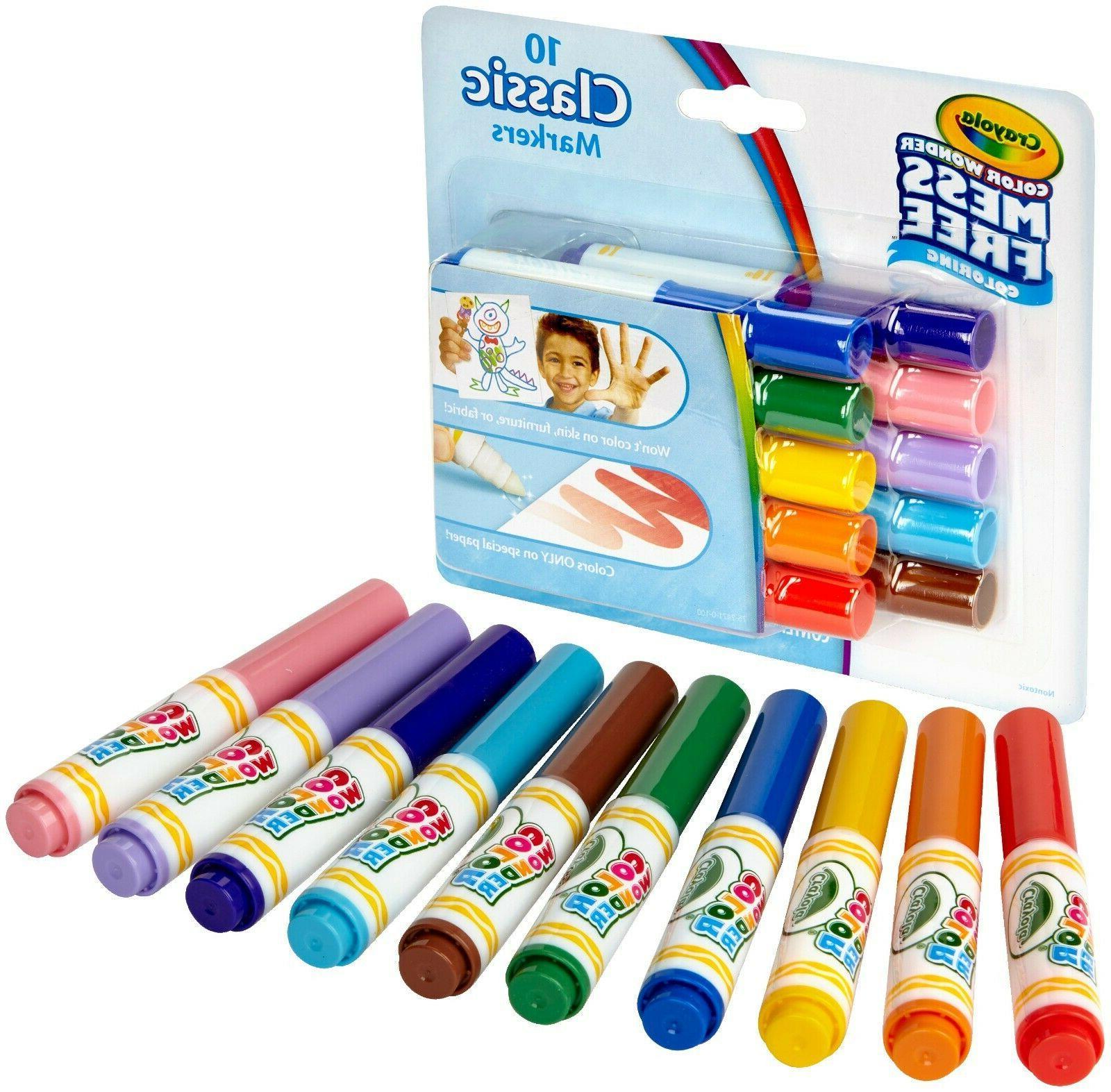 wonder mini markers