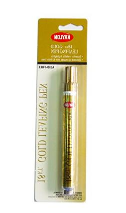 Krylon Leafing 1/3 oz Gold Paint Pen ANK9901