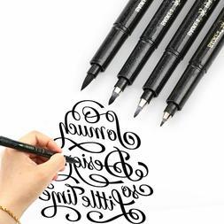 Letter Pens Calligraphy Markers Set Brush Pen Writing Art Dr