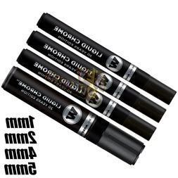 Molotow Liquid Chrome Marker - 1mm / 2mm / 4mm or FULL SET O
