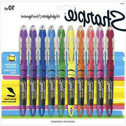 Sharpie Liquid Highlighter Pen Markers Assorted Colors Chise