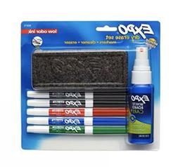 Low Odor Dry Erase Set Fine Points Assorted Colors 7 Piece C