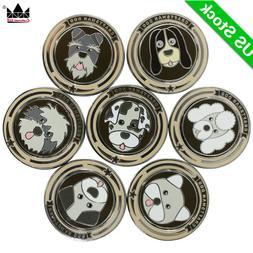 Craftsman Golf Magnetic Ball Marker Golf Dogs Maker Quick Sh