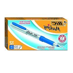 Mark-It#153; Ultra-Fine Tip Permanent Marker, Rubber Grip, D