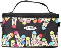 Marker Case Lipstick Organizer 120 Slot Canvas Primascolor H