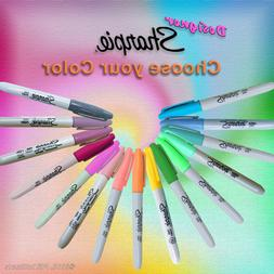 Sharpie Marker - Designer Colors - fine point permanent - Ch