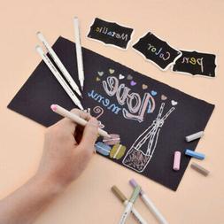 Marker Pen Album Dauber Pen DIY Paint Pen Waterproof Permane