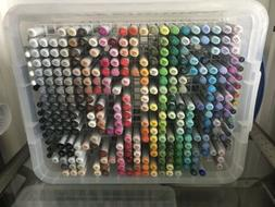 Copic Marker Storage Box Holds & Organizes 358+ Sketch