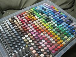 Copic Marker Storage Kit Holds & Organizes 358+ Sketch NO Ma