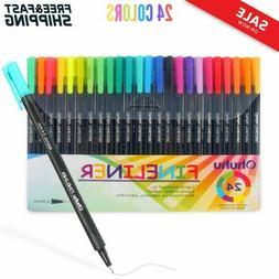 Markers Fineliner Bullet Journal Set Drawing Pens Color Art