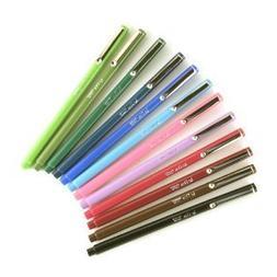 Marvy  Le Pen, 12 Color Set, Dozen