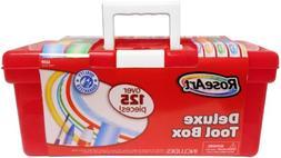 MegaBrands Deluxe Art Tool Box