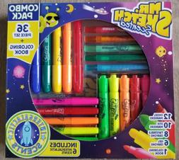 Mr. Sketch Scented Markers Combo Pack 37 Piece Set  NIB