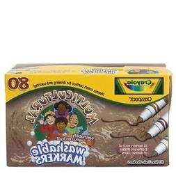 Crayola Multicultural Markers Classpack