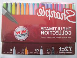 new 72ct Sharpie - The Ultimate Collection - 72 Sharpies - c