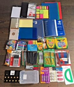 NEW Lot of School Office Supplies Pen Marker Pencil Highligh