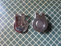 """NEW MAGNETIC BALL MARKER HAT CLIPS  """"Quick Ship From The USA"""