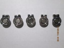 """NEW MAGNETIC BALL MARKER HAT CLIPS  """"Quick shipped from the"""