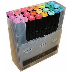 Spectrum Noir Next Generation Brights Alcohol Markers 24-pac