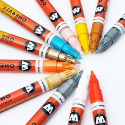 Molotow ONE4ALL 127HS-CO 1.5MM Single Acrylic Paint Markers