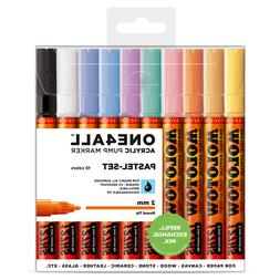 Molotow ONE4ALL 127HS Pastel Set