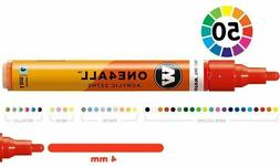 MOLOTOW ONE4ALL 227HS 4mm Acrylic Paint Marker - Single Art