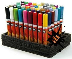 Molotow One4All 227HS Display Set - 50 Pens - Acrylic Paint