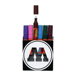 Molotow ONE4ALL 227HS-S  Tryout Kit Basic 2 Graffiti Art mar