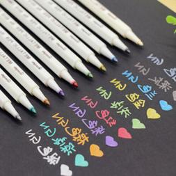 Paint Marker Pens Permanent for Art Craft Drawing, Paper, Ma