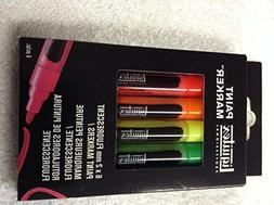 Liquitex paint markers, 6 pack, Fluorescent