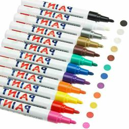 paint markers oil based set of 12