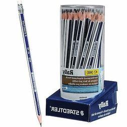 Pencil,No. 2, Presharpened, Latex-free Eraser, Hexagonal, 72
