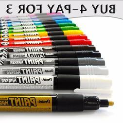 Pentel Permanent Cellulose Paint Marker Pens - MMP20 - Singl