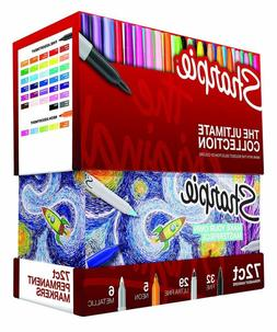 Sharpie Permanent Markers Ultimate Collection, Fine And Ultr