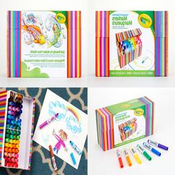 Pip Squeaks Kids' Marker Collection Washable Mini Markers 64