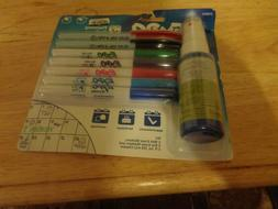 EXPO PLANNING PACK DRY ERASE WET ERASE MARKERS & WHITE BOARD