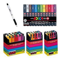 Uni-posca Paint Marker Pen BUNDLE SET , Mitsubishi Pencil Un