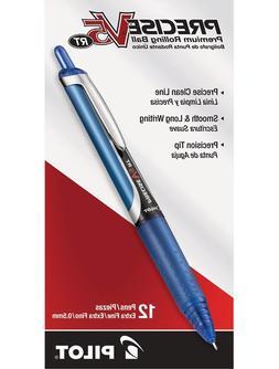 Pilot Precise V5 Liquid Ink Retractable Rollerball Pens, Ext