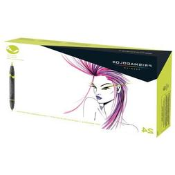 Prismacolor Premier Double Ended Art Markers, Brush Tip and