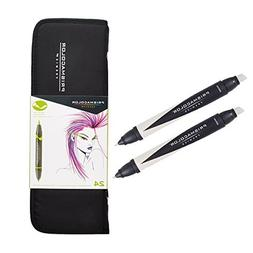 Prismacolor Premier 24-Count Double-Ended Art Markers with C