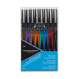 Prismacolor Premier Illustration Marker Set, Fine Tip, Assor