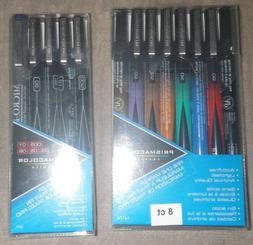 Prismacolor Premier Fine Line Marker 05 with Fine Tip, Black