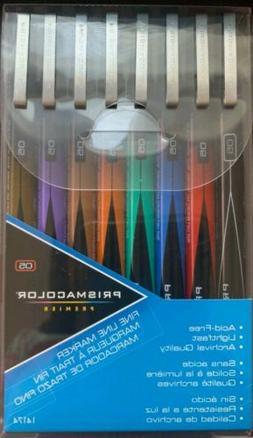 Prismacolor Premier Illustration Fine Line Markers - 05 Nib
