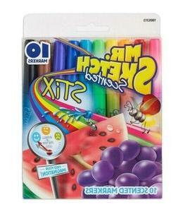 Mr Sketch Premium Scented Stix Non-Toxic Watercolor Marker,