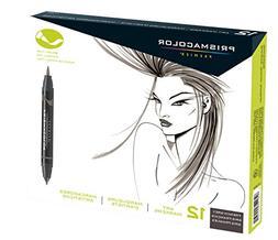 Prismacolor Premier Brush Fine Art Marker - Fine Marker Poin