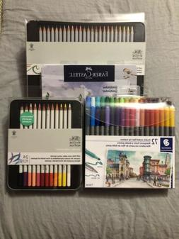 Professional Markers And Colored Pencils