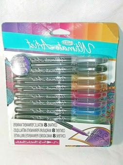 Rose Art Ultimate Artist Metallic Permanent Markers