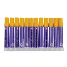Sakura Yellow Solid Paint Markers 12 Pc Set Dozen Twist Up A