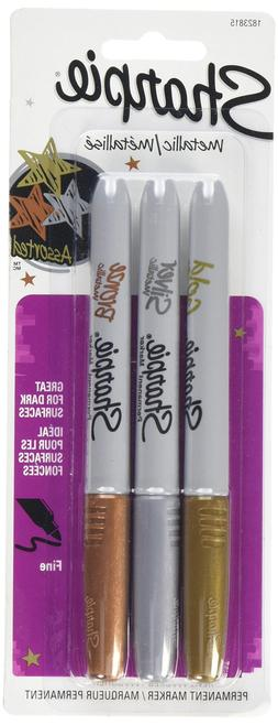 SAN1823815 - Sharpie Metallic Permanent Markers