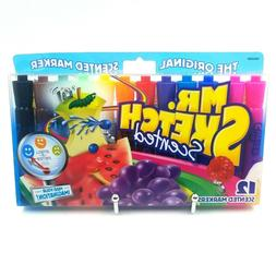 Mr. Sketch 1905069 Scented Markers, Chisel Tip, Assorted Col